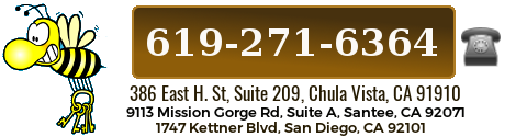 Busy Bees Locks & Keys Inc. - Chula Vista Locksmith You Can Trust