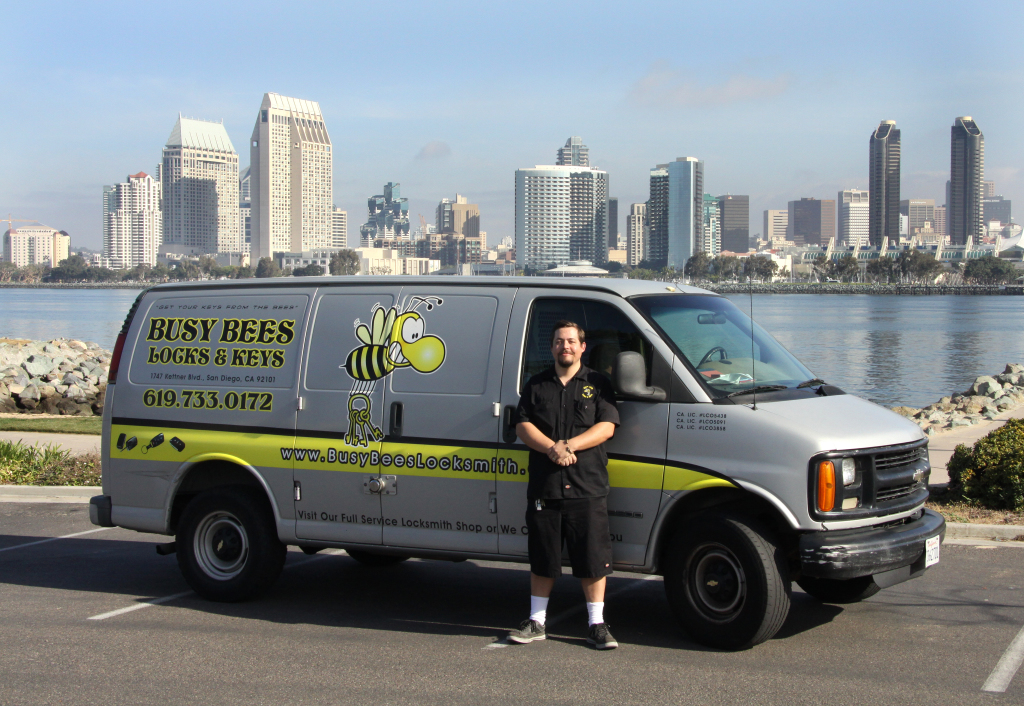 Sean of Sean Kelly Locksmith Service